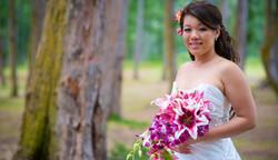 Bride magazine photos