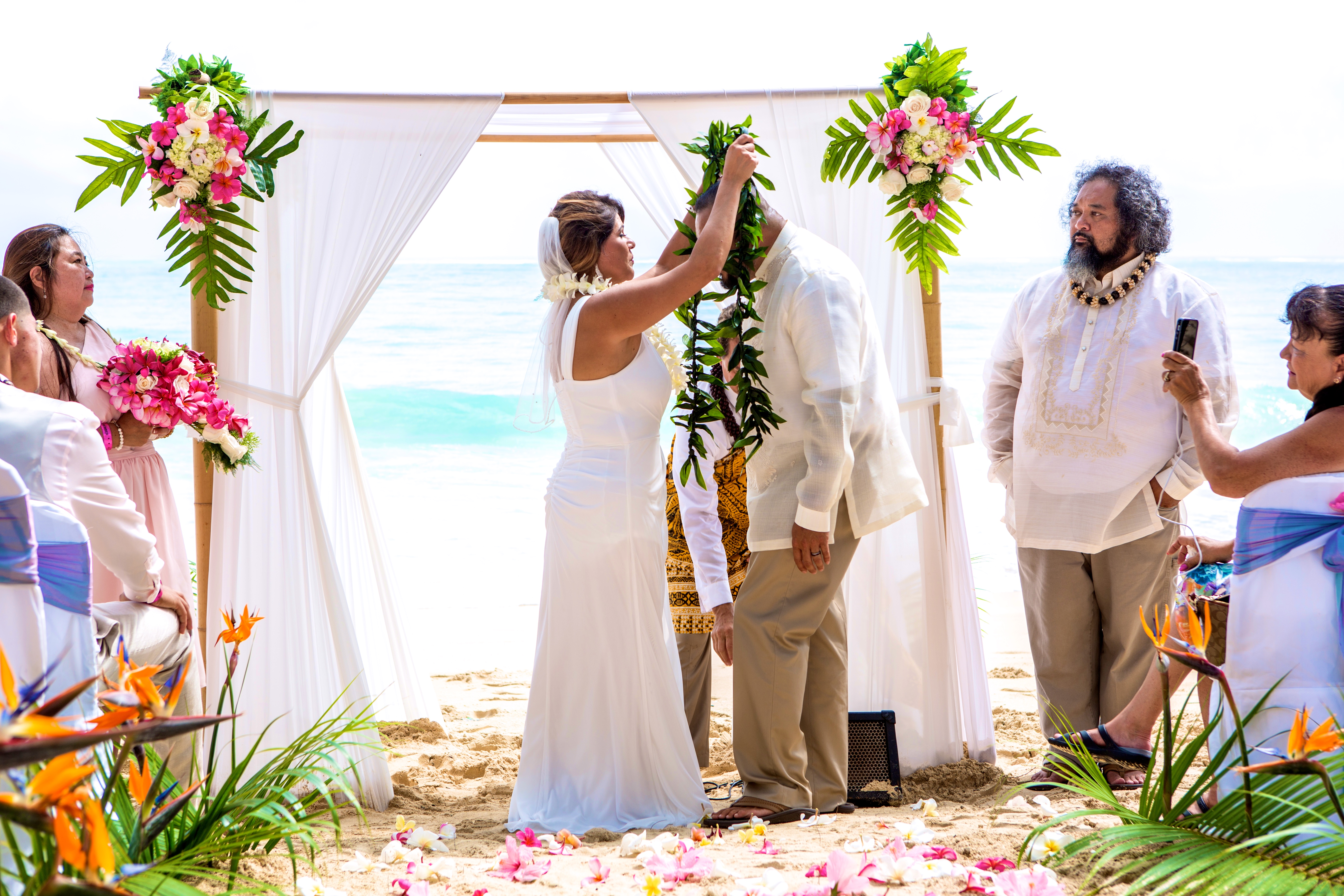 hawaii wedding ceremony -30