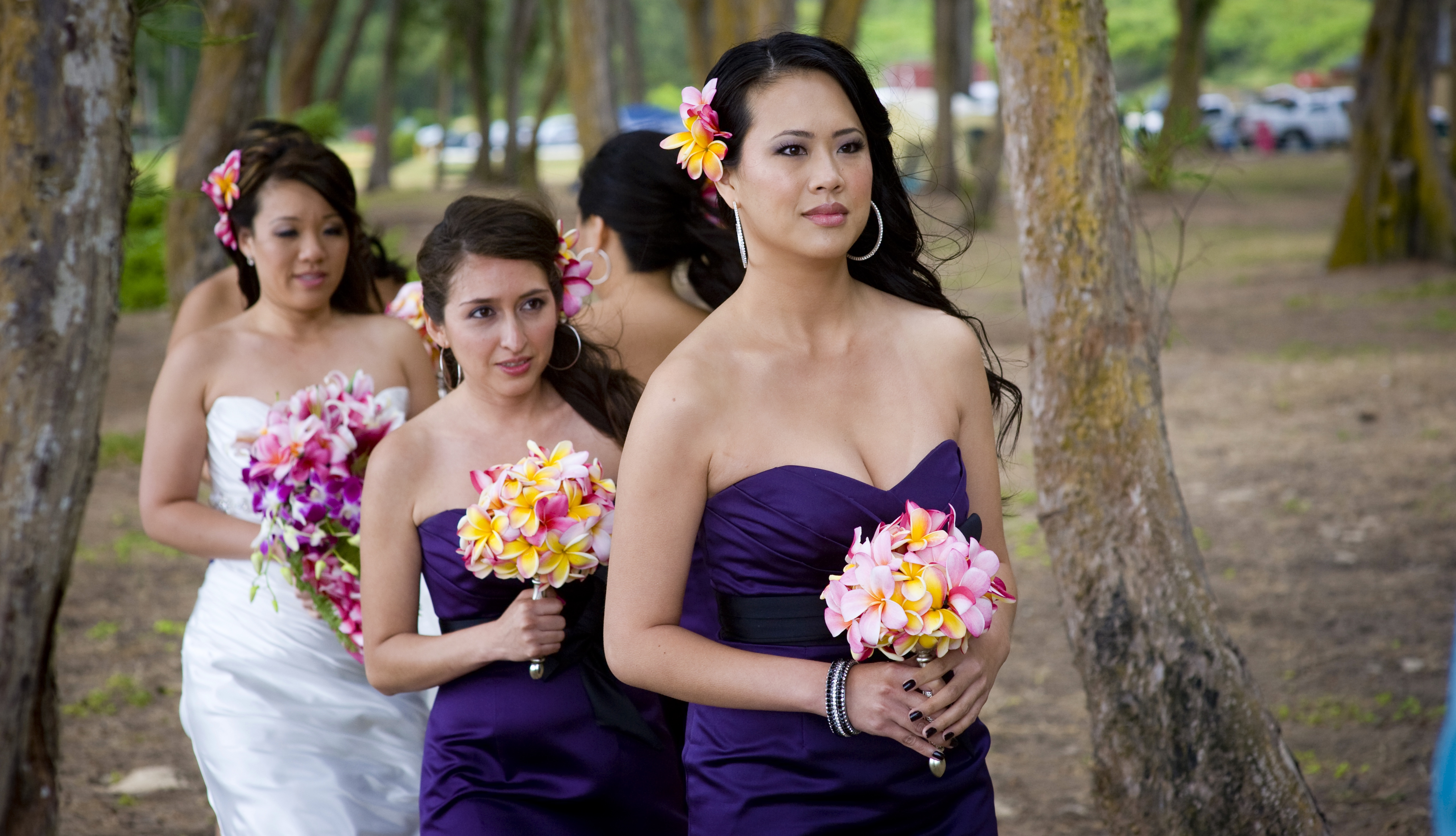 Bridesmaids Hawaii