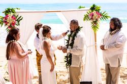 hawaii wedding ceremony -41