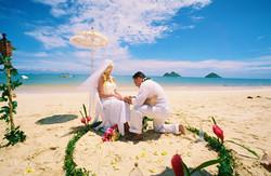 Alohaislandweddings- Lanikai wedding Picture -16