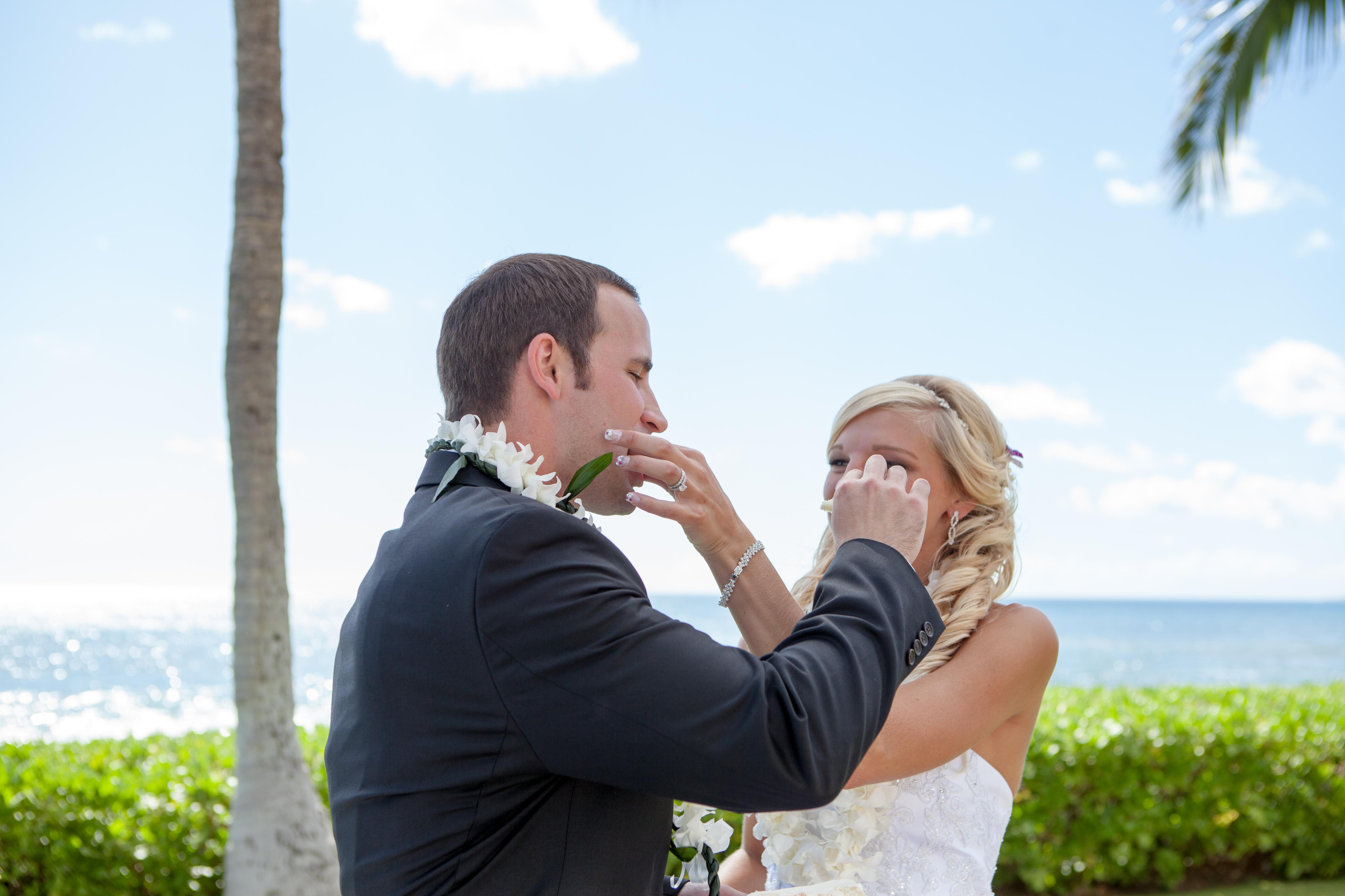 Wedding ceremony at paradise cove 8
