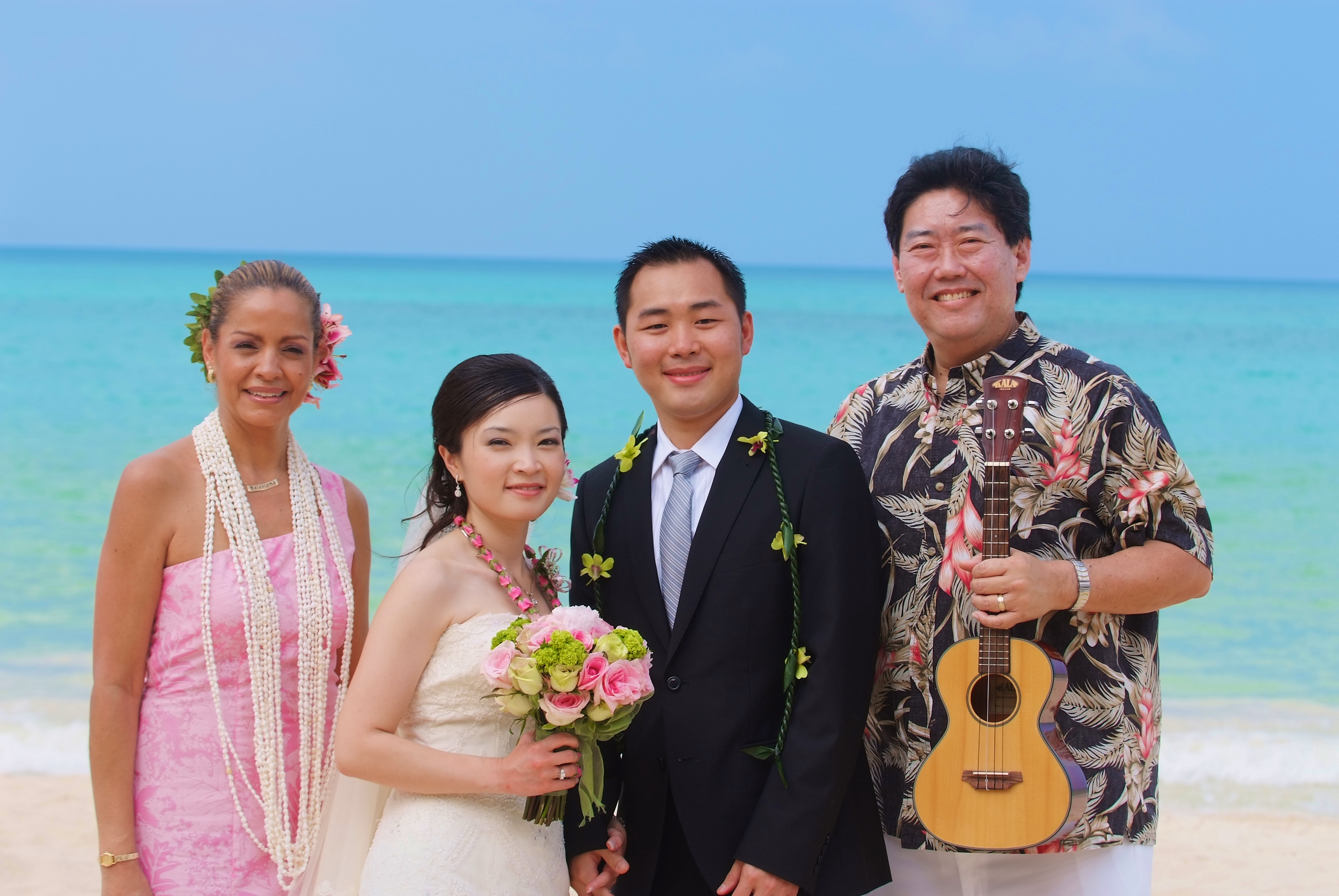Wedding Picture in Hawaii -28