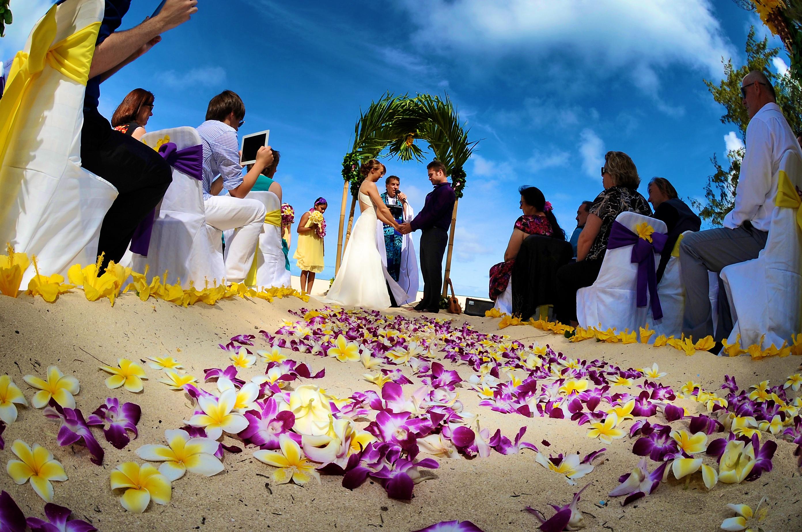 Hawaiian Wedding -66