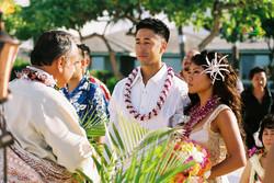 Beach wedding in Kailua-47