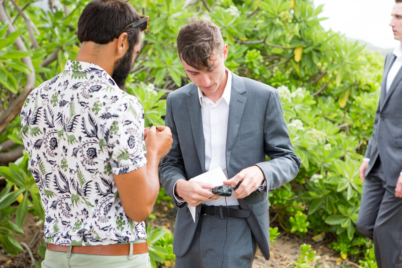 Hawaiian Wedding Ceremony -6