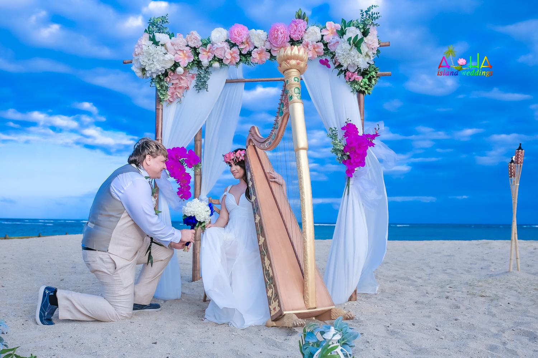 Waialae beach wedding-54