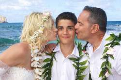 Vow Renewal in Hawaii -73
