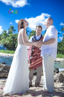 wedding or vow renewal site in the Ko'Olina-4