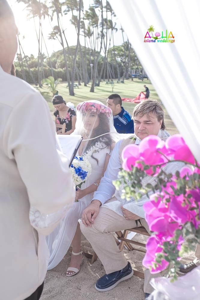 Waialae beach wedding-9