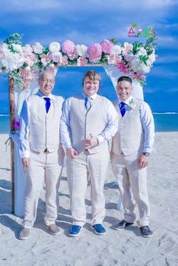 Waialae beach wedding-22