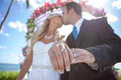 Hawaii wedding paradise cove 15