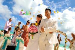Japanese Wedding On Oahu - alohaislandweddings.com-55