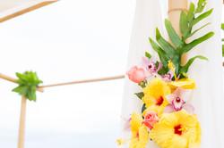 Hawaiian Wedding Ceremony -1