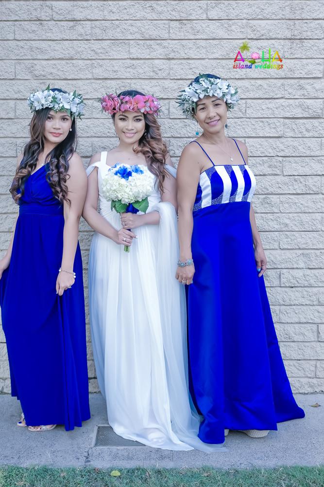 Waialae beach wedding-24