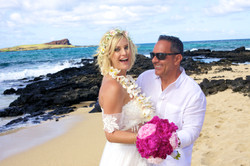 Vow Renewal in Hawaii -84