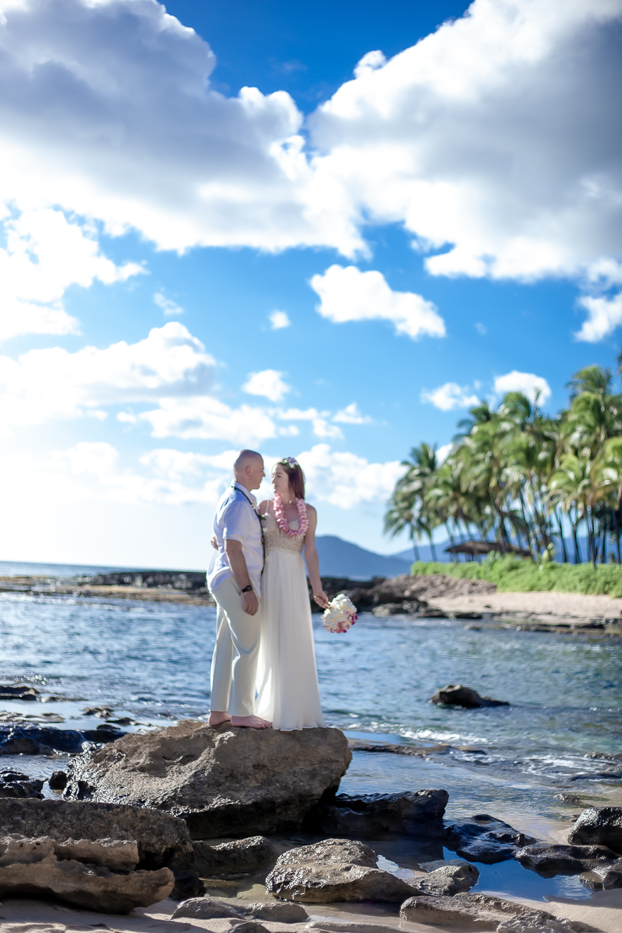 wedding or vow renewal site in the Ko Olina - 39