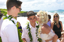 Vow Renewal in Hawaii -22