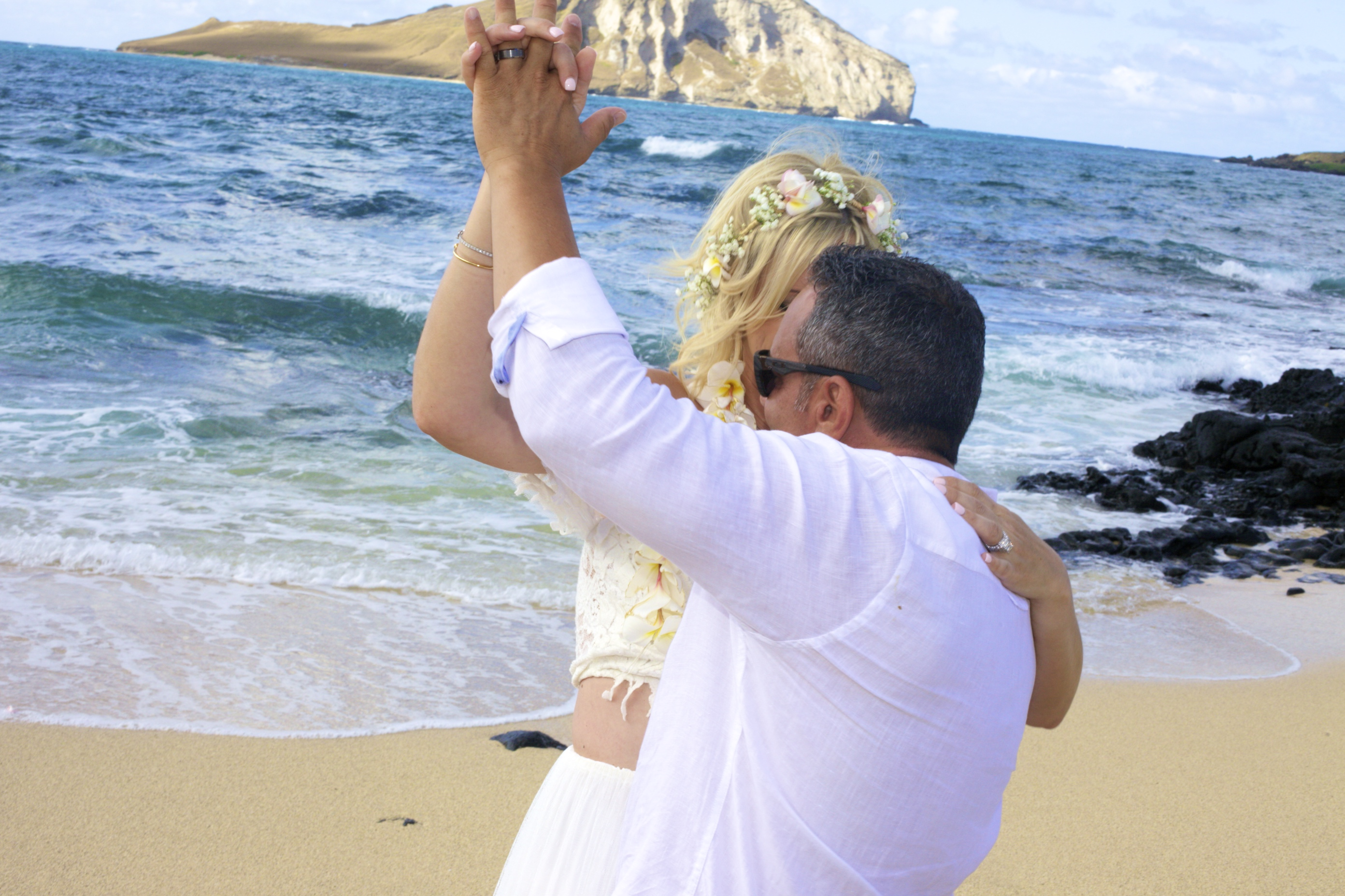 Vow Renewal in Hawaii -89