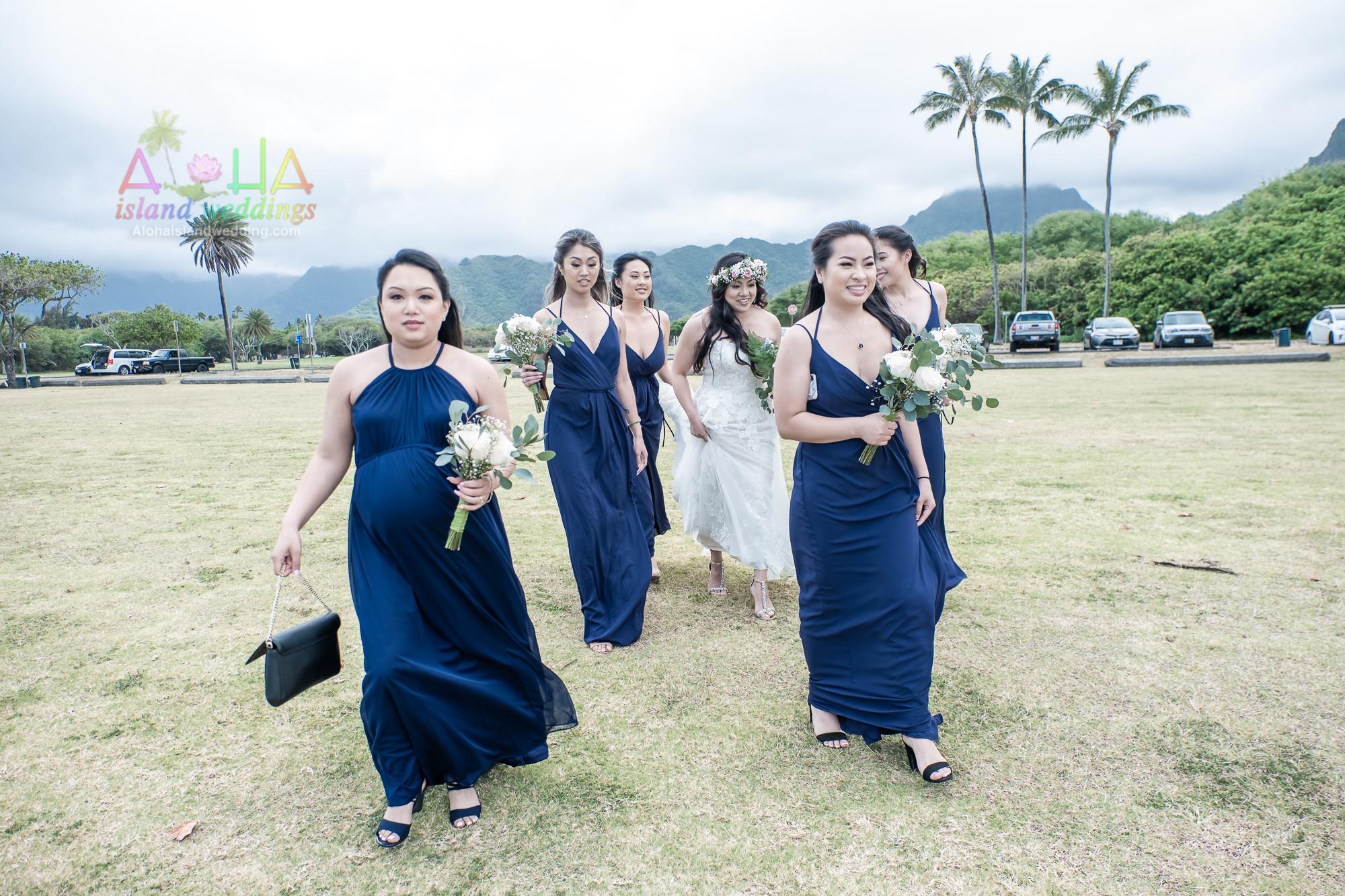 Hawaii weddings and events, Kualoa-322