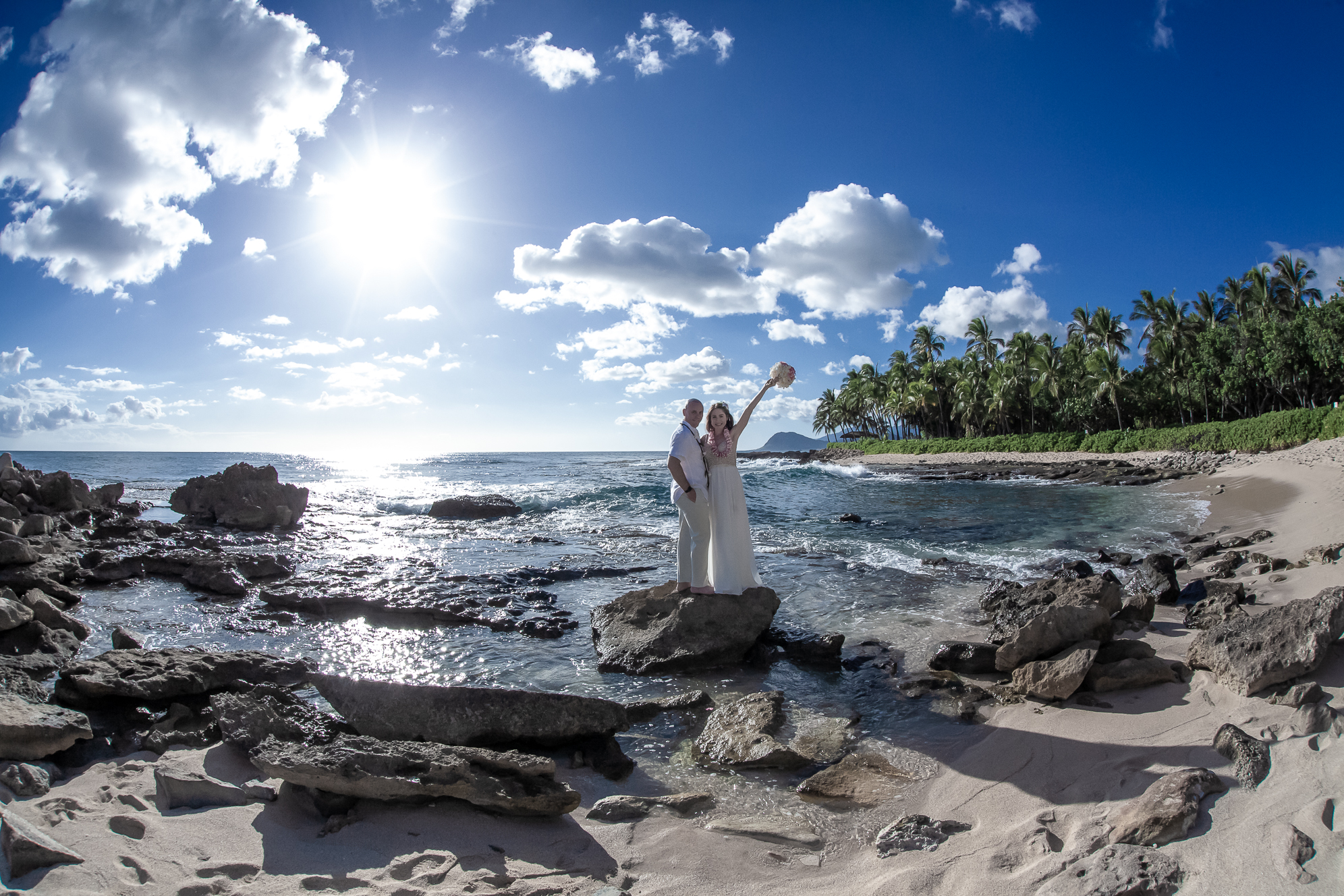 wedding or vow renewal site in the Ko Olina-23