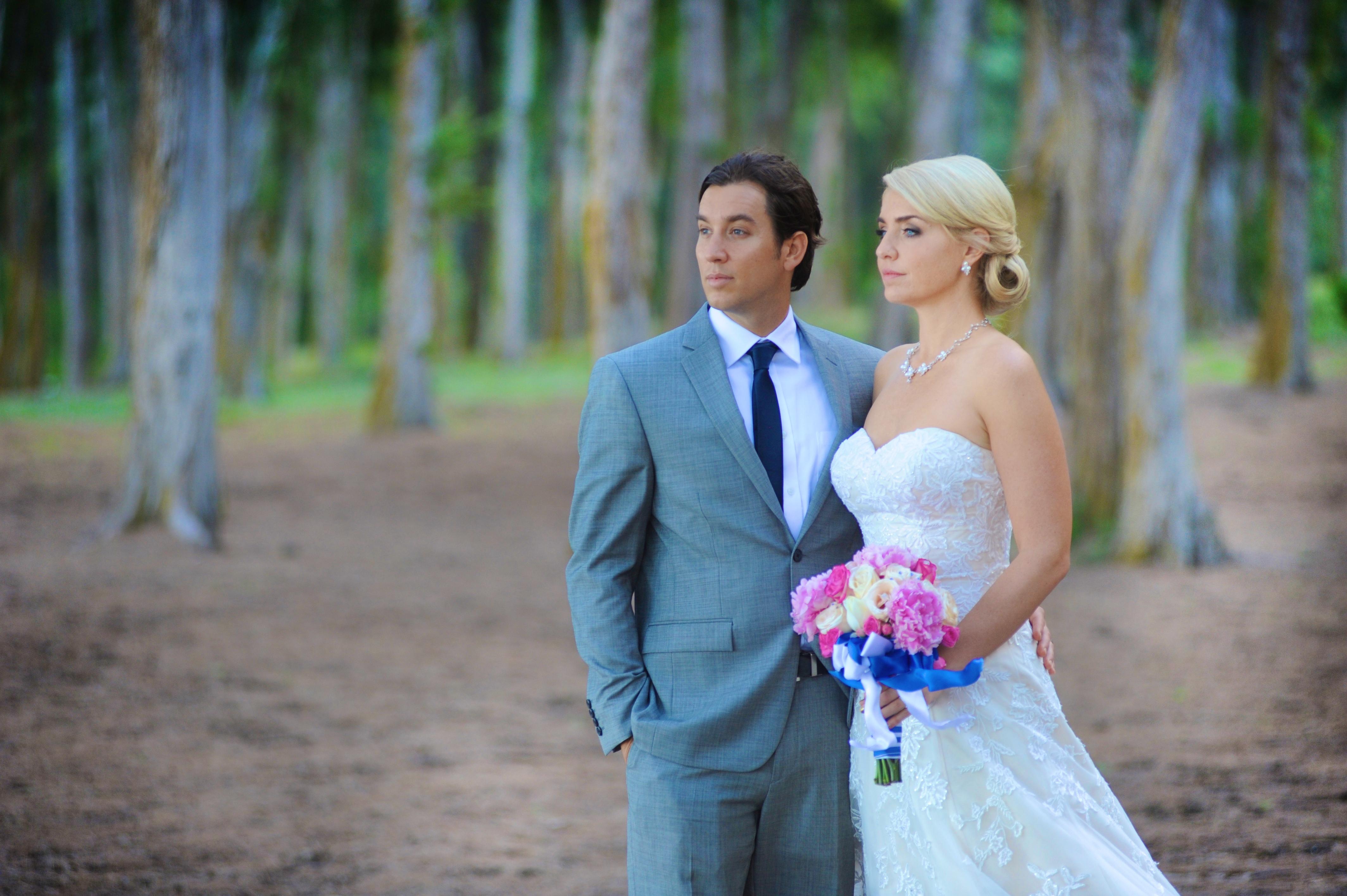 wedding In Hawaii with beautifull bride-58