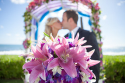 Hawaii wedding paradise cove 9