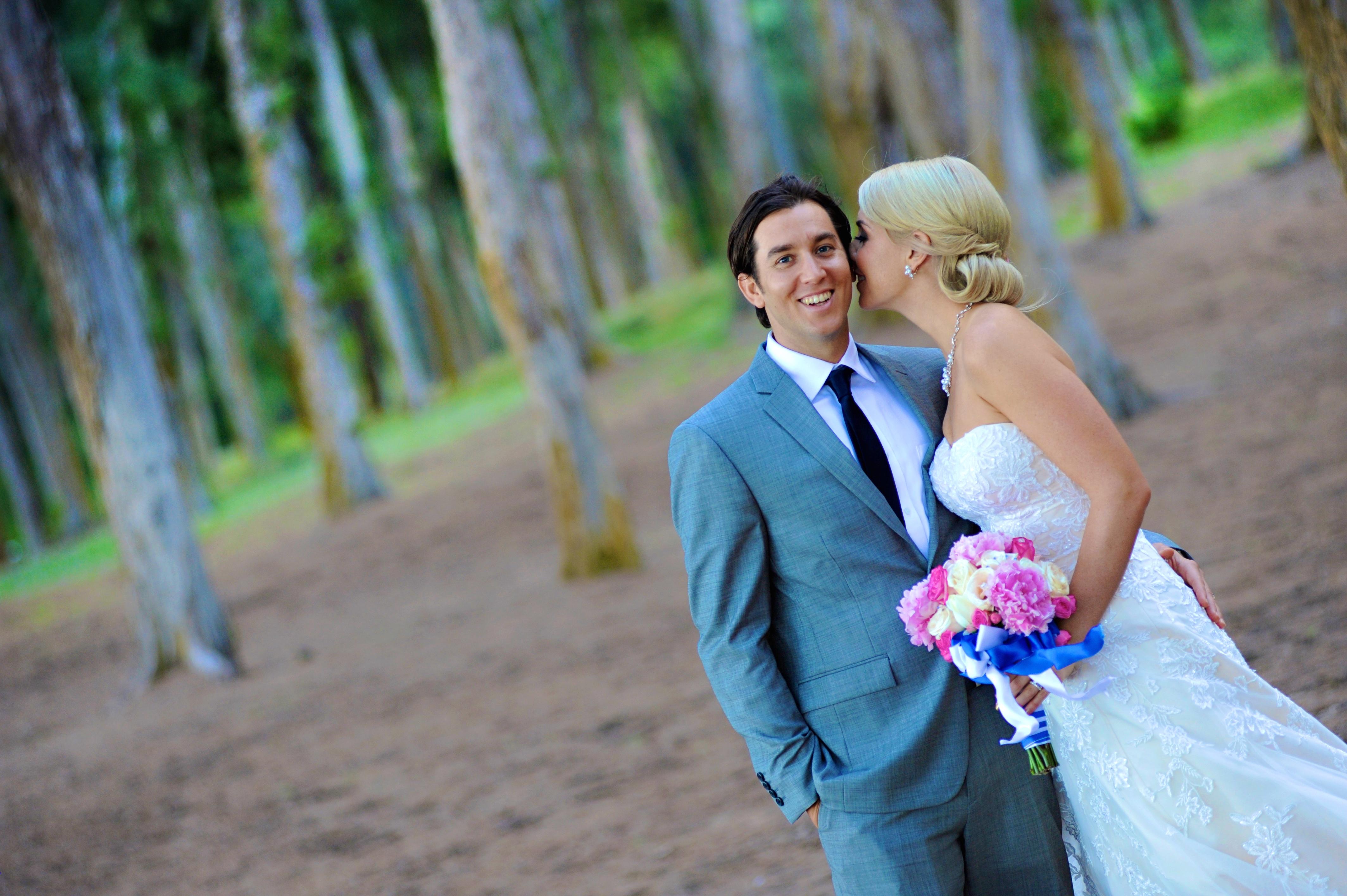 wedding In Hawaii with beautifull bride-61