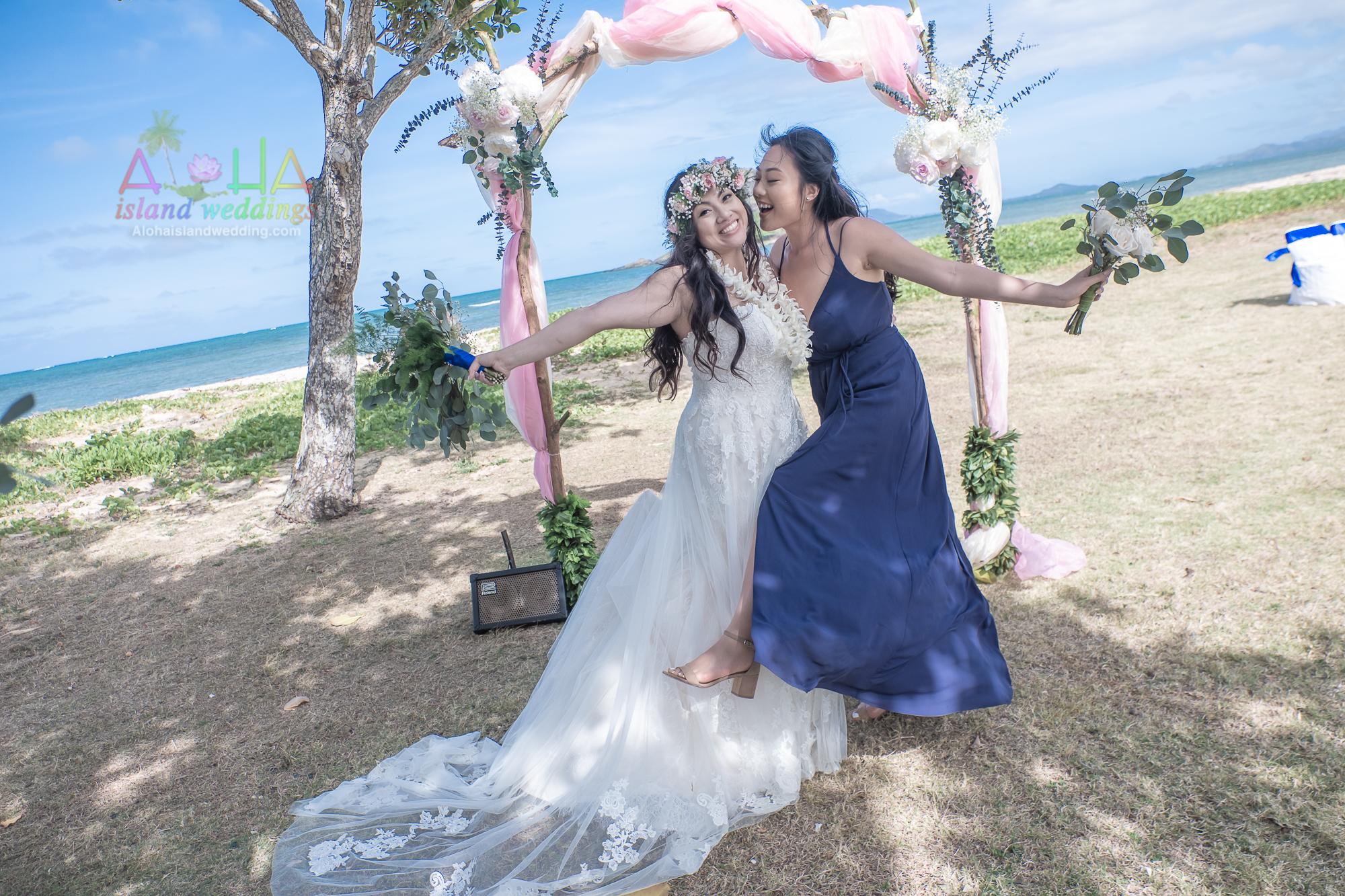 Hawaii weddings and events, Kualoa-40