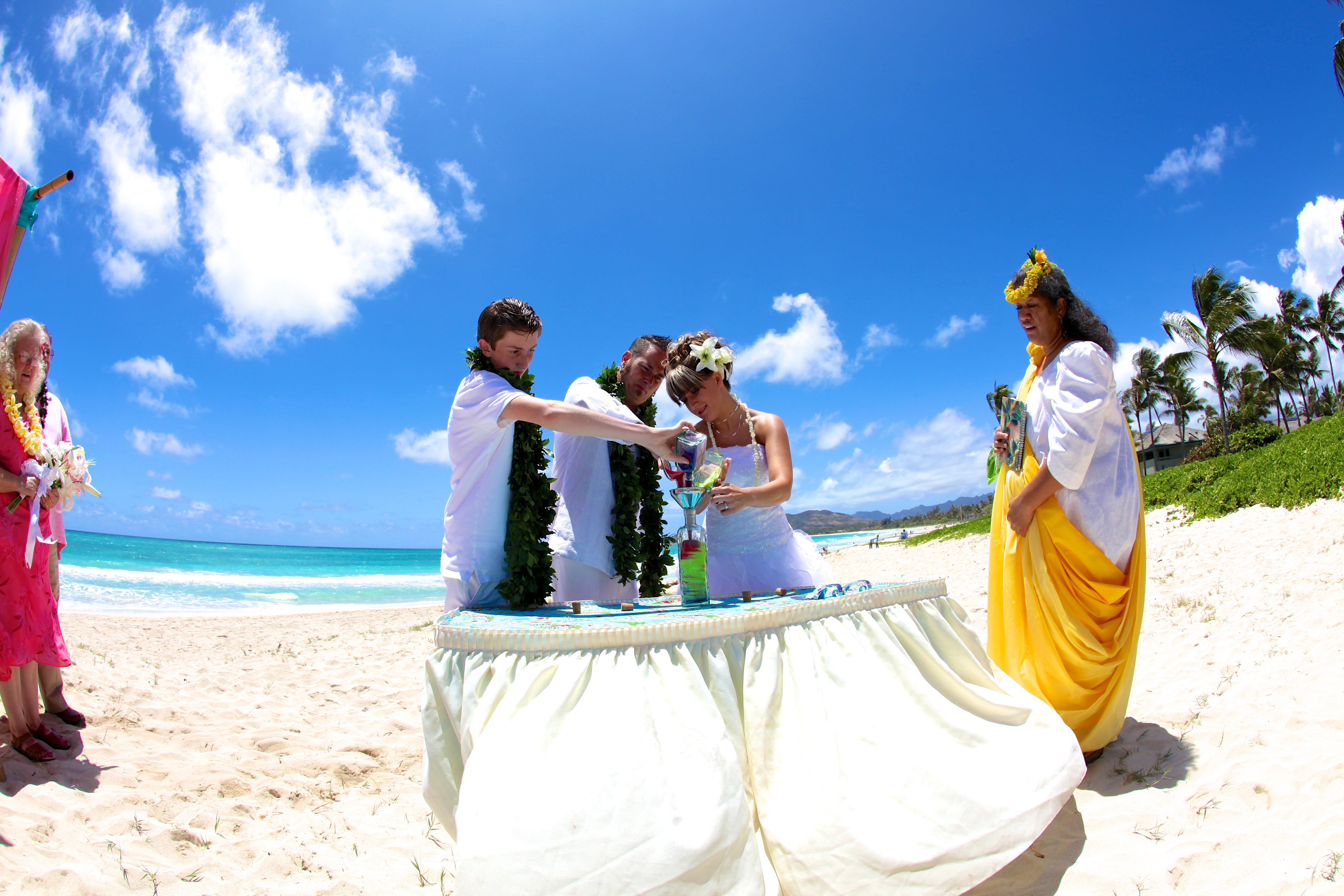 Sand ceremony -8