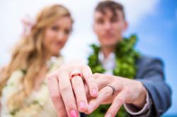 Hawaiian Wedding Pictre Romance -14