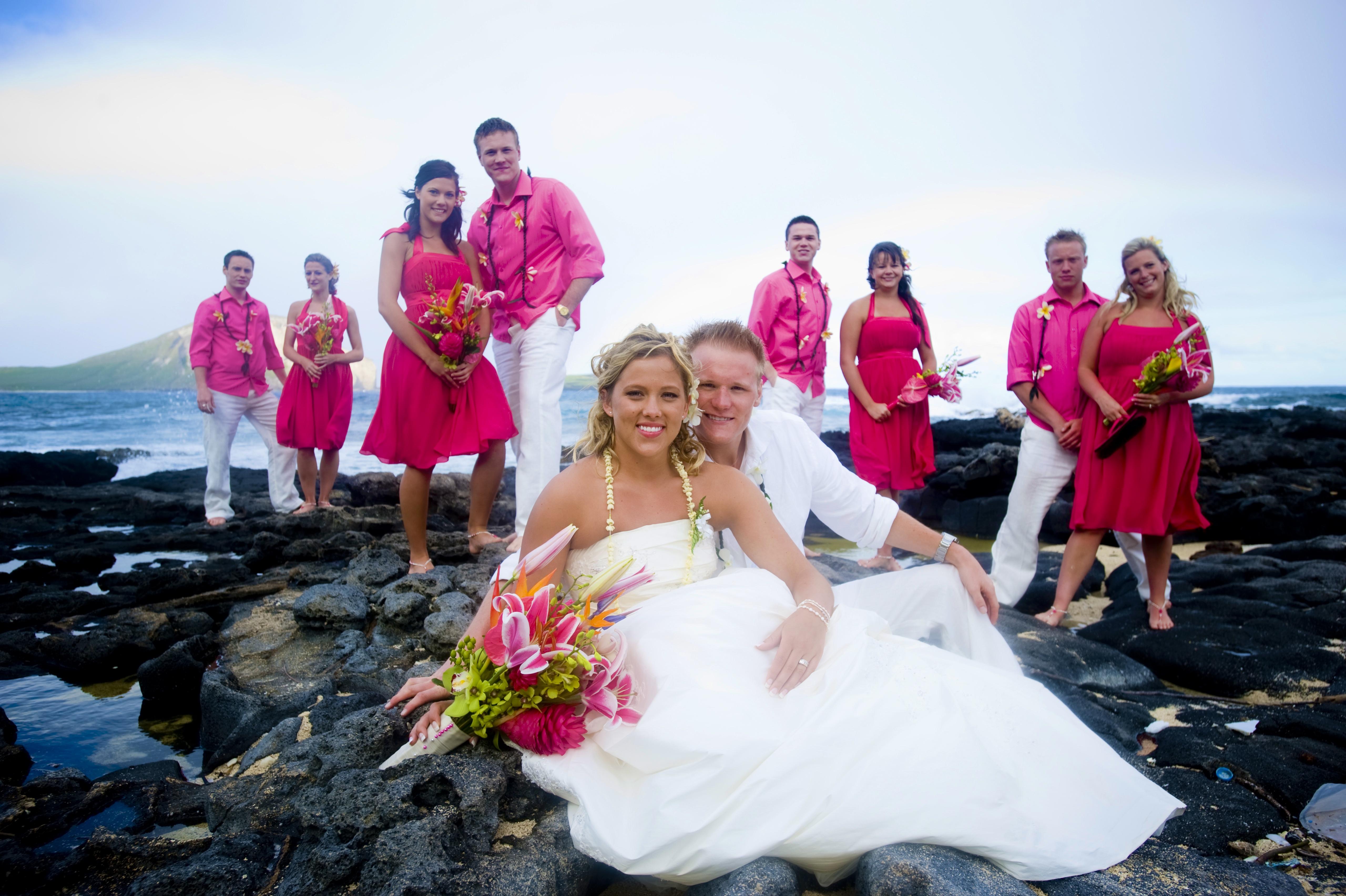 Natasha & Tyson's Wedding 57
