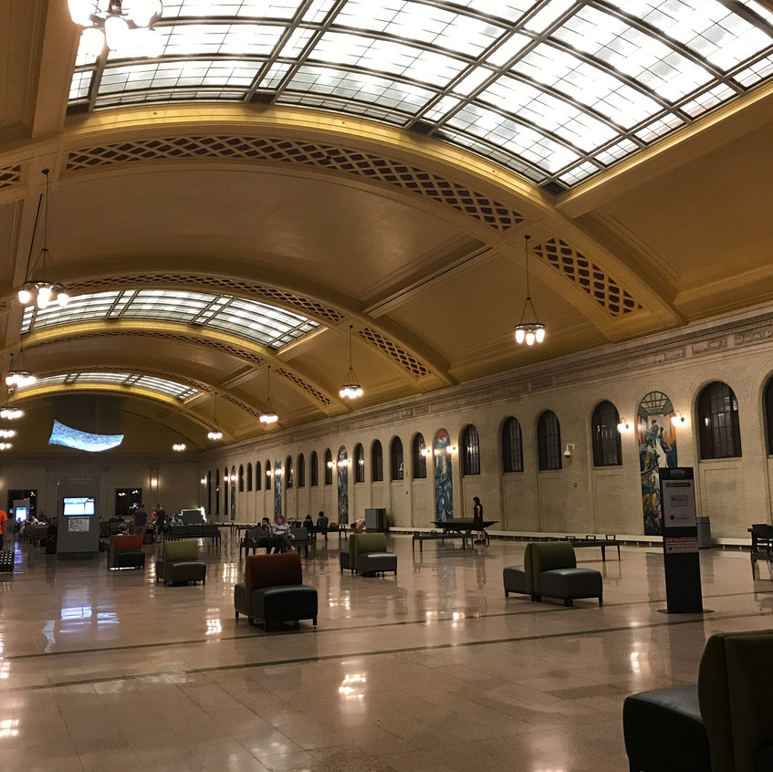 St Paul Union Depot
