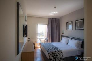 צילום חדר במלון