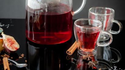 תה חם ביום קר