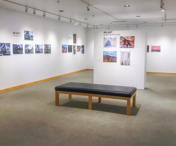 תערוכת צילומים בארה״ב, פזית אסולין