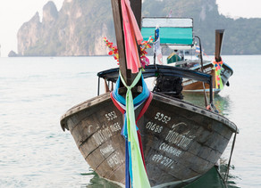 אי ירוק בים | דרום תאילנד