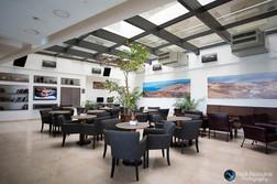 צילום אדריכלי למסעדה במלון