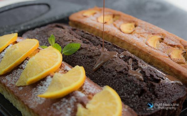 עוגות בחושות צילום וסגנון פזית אסולין
