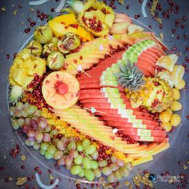 צילום פירות טריים