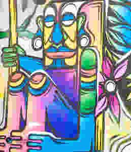 אמנות על הקירות, שכונת וינווד, מיאמי