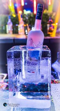 אלכוהול וקרח