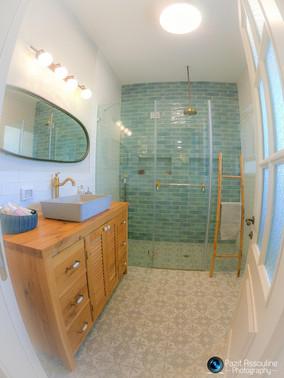 עיצוב פנים, צילום חלל אמבטיה