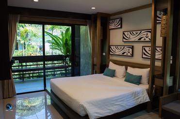 צילום חדר בבית מלון