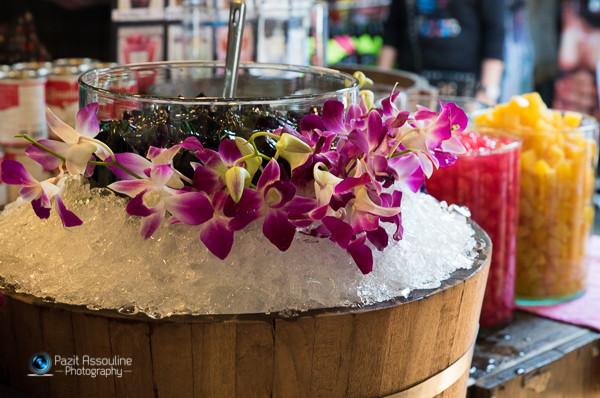 דוכני אוכל רחוב, בנקוק שוק סוף השבוע, צילום פזית אסולין