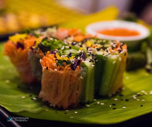 צילום אוכל בלילה, שוק בצאנג מאי תאילנד, צילום פזית אסולין