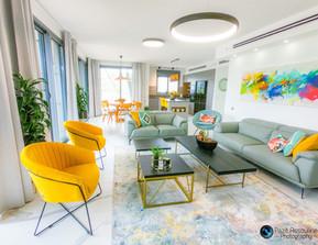 צילום אדריכלי לדירה בתל אביב