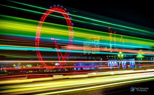 אור, לונדון בחשיפה ארוכה