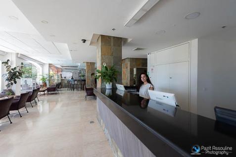 צילום אווירה במלון