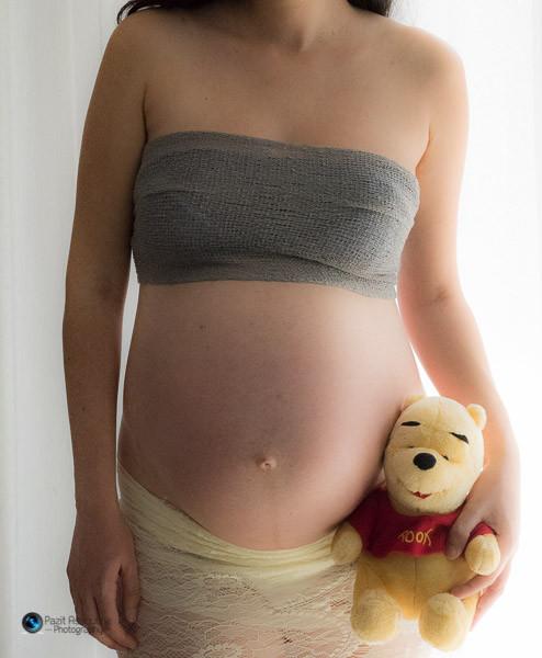 צילום הריון פזית אסולין